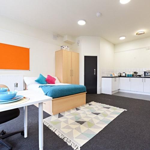 Studio Double Room