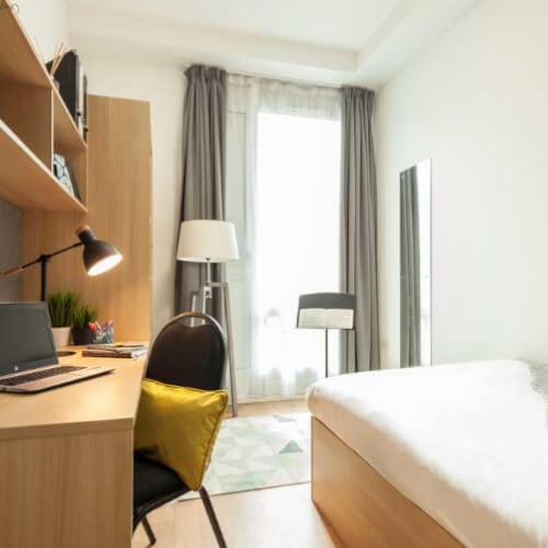 Non-En-Suite Room